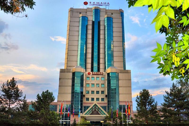 Астанада Ramada Plaza ғимаратына кімдер бірінші болып орналасады