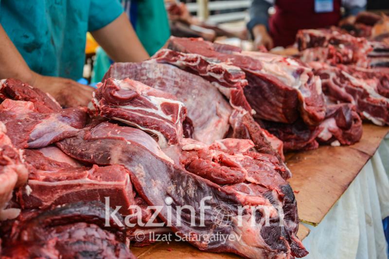 2019年1-4月哈萨克斯坦肉类产品产量增长5.7%
