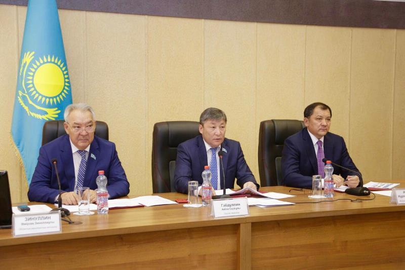 В Атырау в собственность государства возвратили 500 тысяч га земель