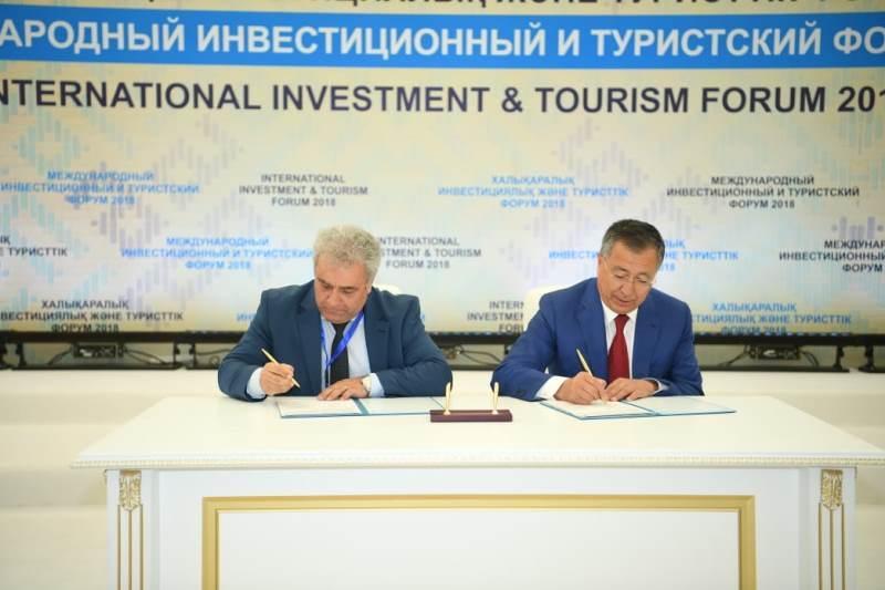 В Туркестане построят НПЗ и онкологический центр