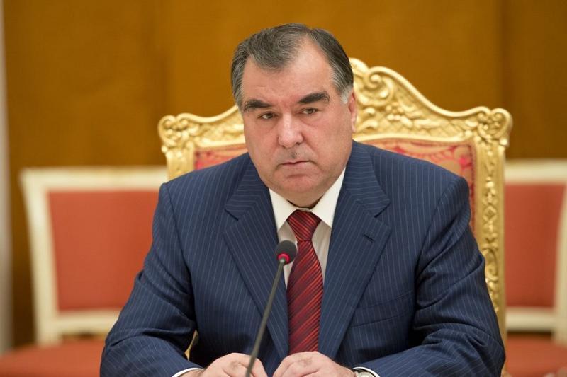 Президент Таджикистана направил соболезнования в связи с ЧП в Арыси