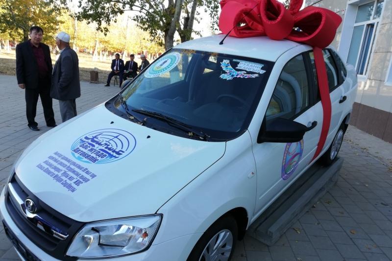 Аркалыкчанин выиграл автомобиль на айтысе акынов в Костанайской области