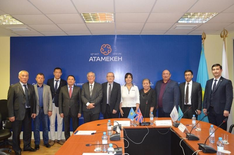 Scottish business interested in coop with Atyrau companies