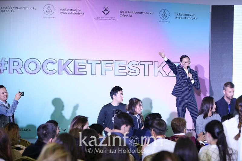 Фестиваль креативных идей стартовал в Астане