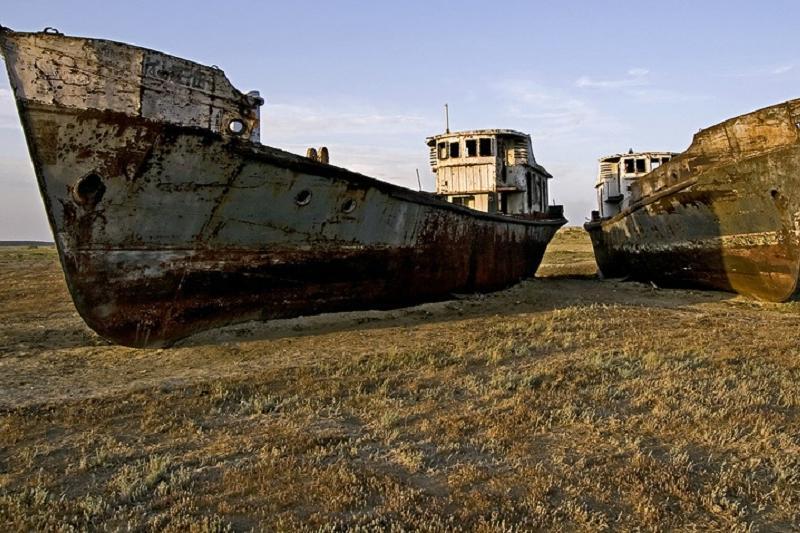 Turkmenistan urges UN to launch Aral Sea conservation program