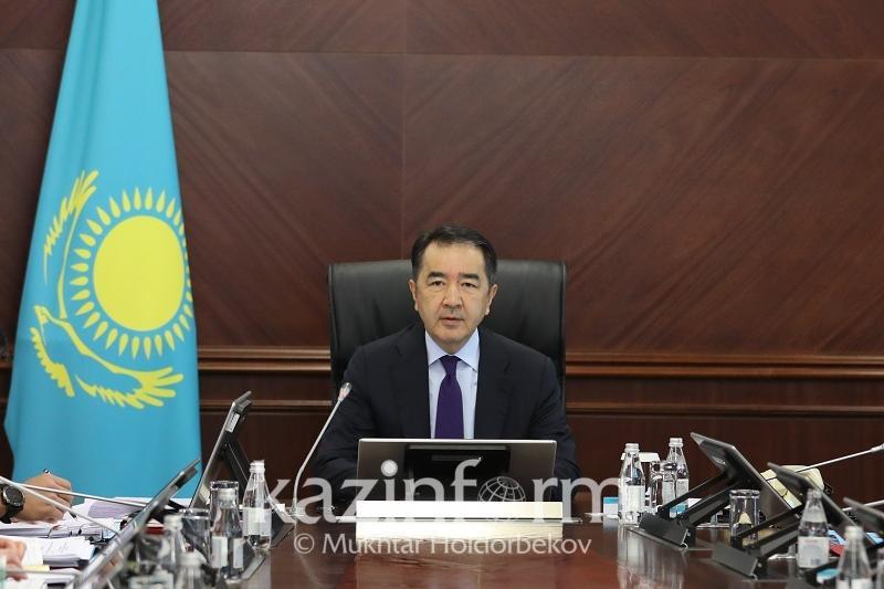 总理萨金塔耶夫指示要有效推动私有化进程