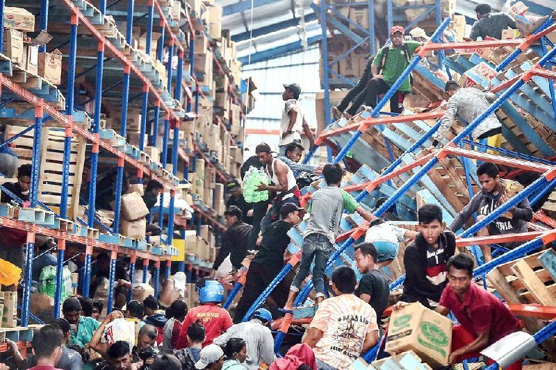 Индонезия примет только безналичную иностранную помощь после цунами