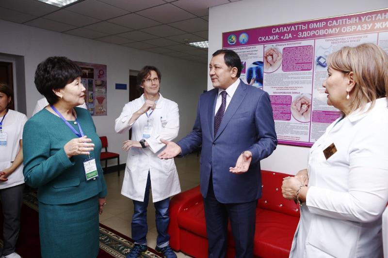 Нурлан Ногаев: Профессия врача предполагает ежедневное обучение