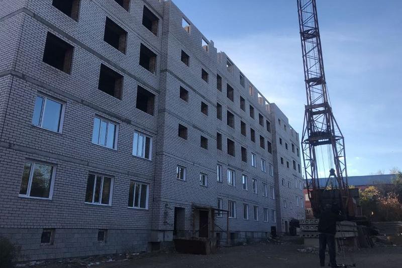 В суд на стройкомпанию за задержку возведения жилья подал акимат Павлодара