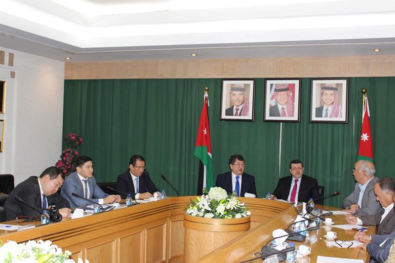 Қазақстан мен Иорданияның қарым-қатынасы жоғары деңгейде - иордандық парламентарии