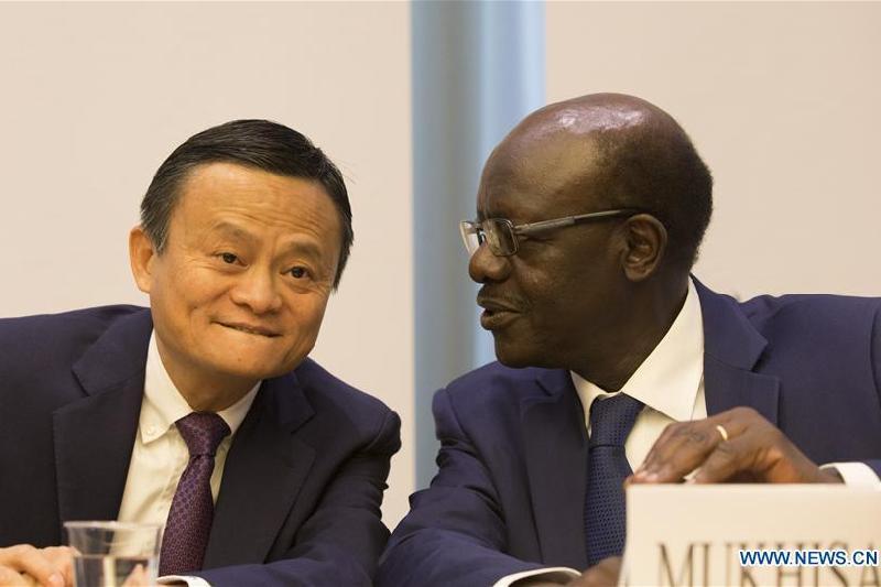 马云:未来全球化将更多由中小企业驱动