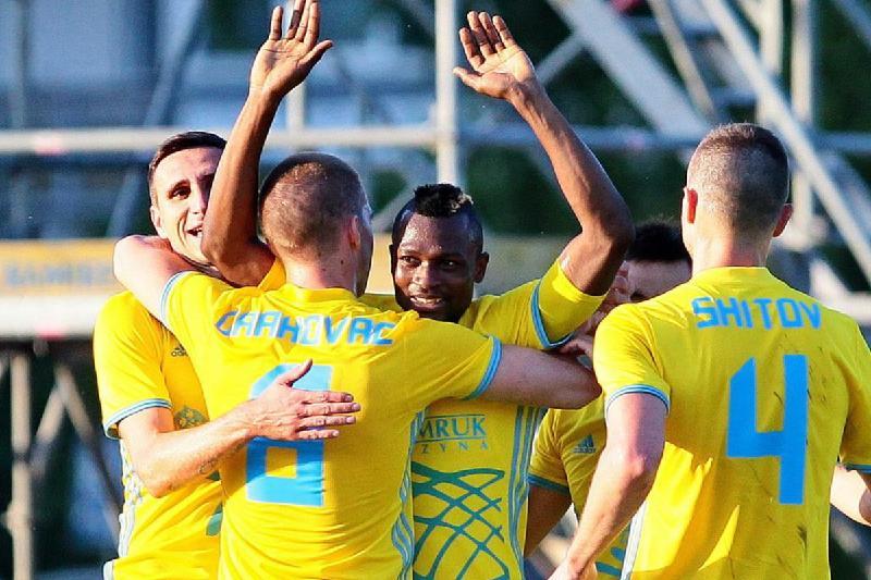 Еуропа лигасы: «Астана» сырт алаңнан ұпай олжалады