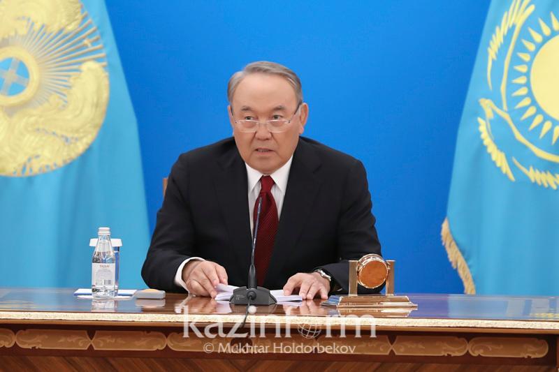 Нұрсұлтан Назарбаев бұған дейінгі Жолдаудың орындалмай қалған міндетін атады