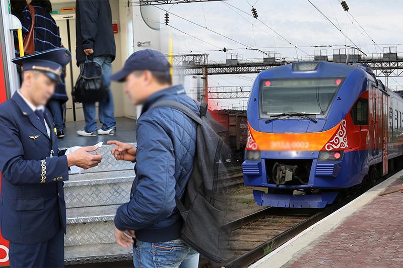 Незаконную деятельность по продаже ж/д билетов выявили в Павлодаре