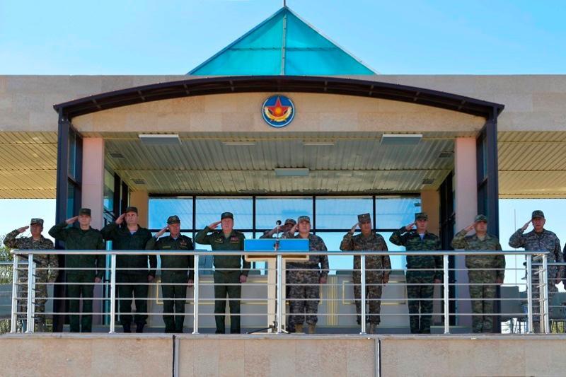 Учения ОДКБ «Поиск-2018» завершились в Казахстане