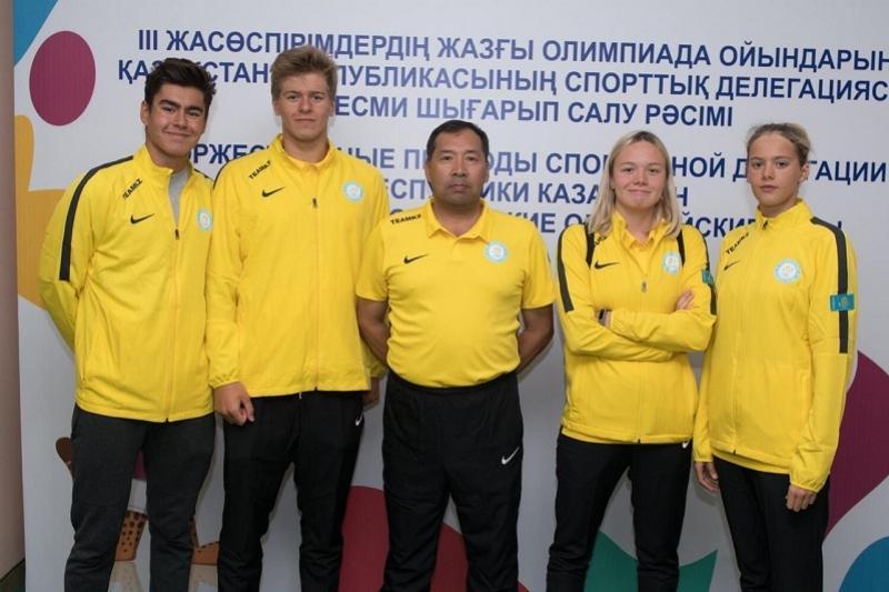 2 актюбинских пловца выиграли путевки на юношеские Олимпийские игры