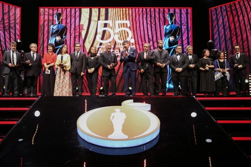 Самал Еслямова признана лучшей актрисой на кинофестивале в Анталье