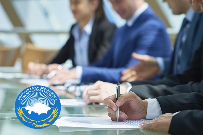 У Ассамблеи народа Казахстана появится корпус из молодых руководителей 