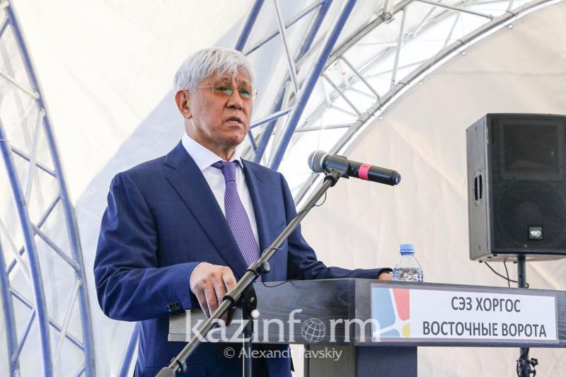 Население города Нуркент на «Хоргосе» достигнет 100 тысяч до 2030 года - облакимат