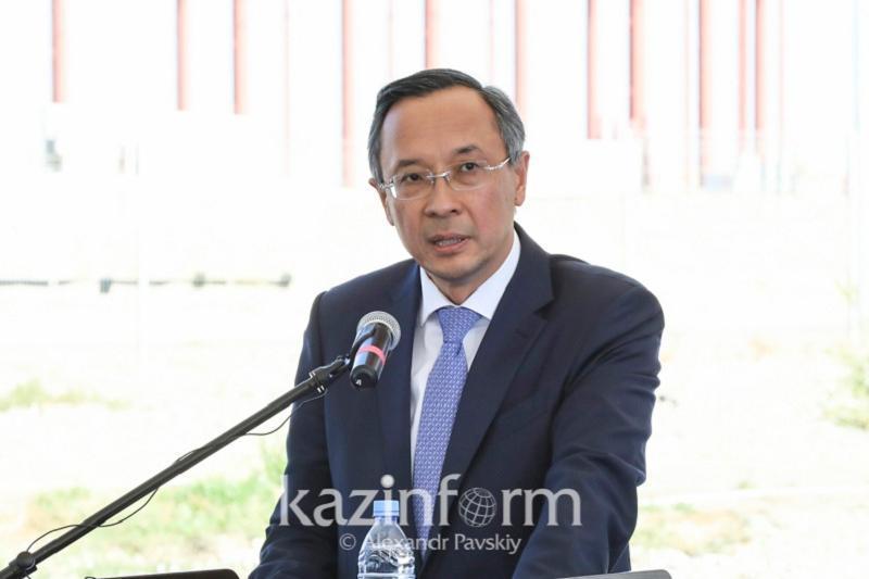 阿布德拉赫曼诺夫:总统的国情咨文明确了外交部的主要任务