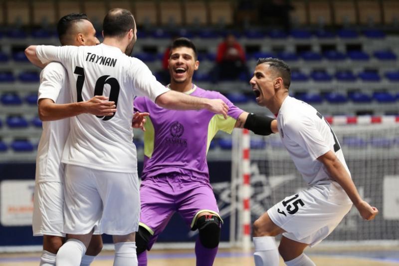 АФК «Кайрат» с первого места вышел в элитный раунд Лиги чемпионов