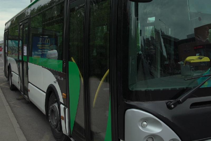 Астанада автобус оқушы қызды қағып, мерт қылды