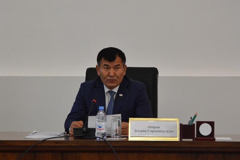 Акмолинские судьи внесут свой вклад в улучшение благосостояния казахстанцев