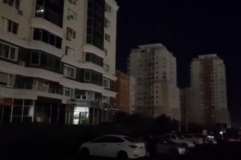 Крупная авария оставила без электричества левобережье Астаны
