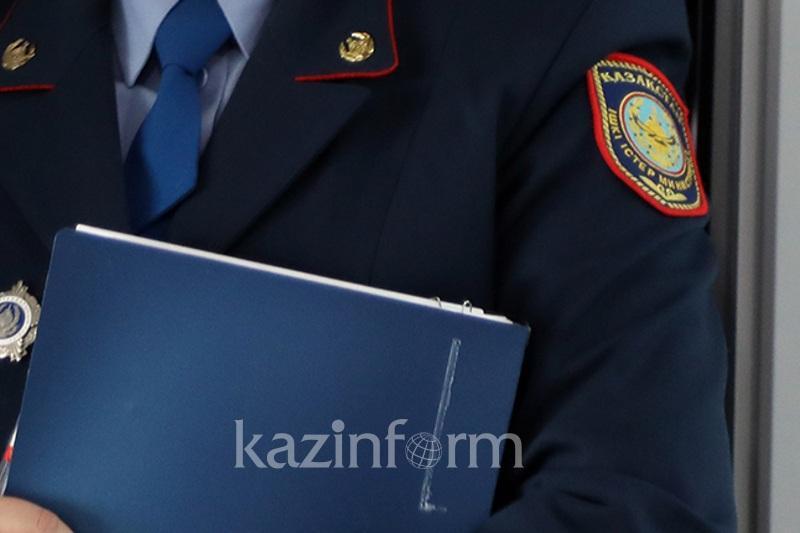 Полицейские Алматы через суд хотят объявить в розыск Александра Кузнецова