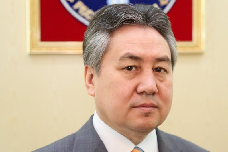 Қырғызстанның Қазақстандағы елшісі тағайындалды