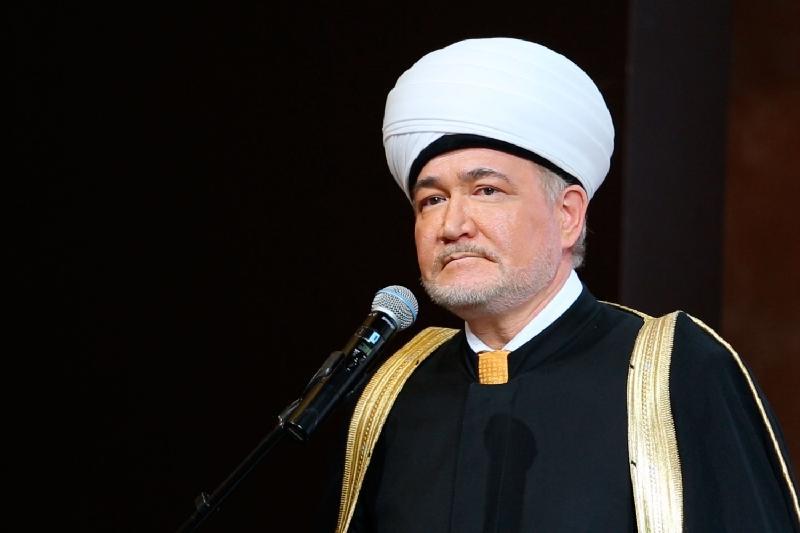 Главный муфтий России поблагодарил Нурсултана Назарбаева за приверженность к миру