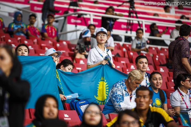 Пара Азия ойындары: Қоржынымызға тағы 8 жүлде түсті