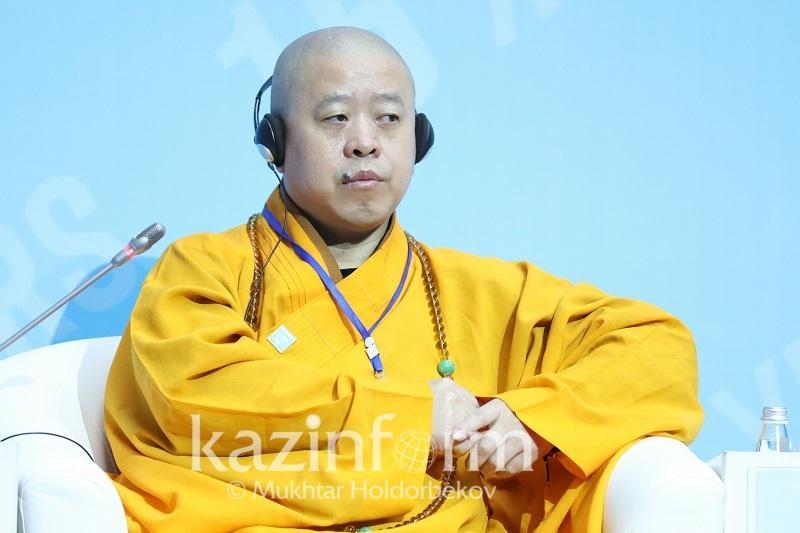 Буддист Абайдың сөзін ұмытпауға шақырды