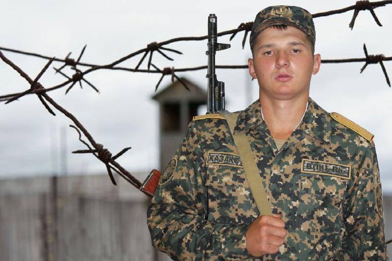 Солдат Нацгвардии предотвратил побег заключенного в Туркестанской области