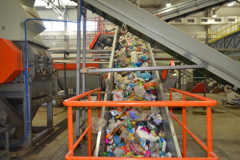 Waste sorting factory launched in Ekibastuz