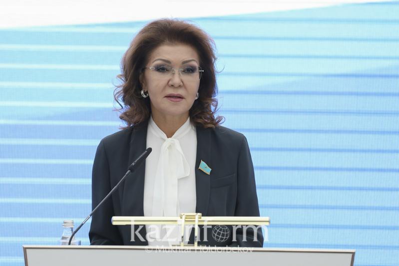 Дарига Назарбаева дала профессиональные советы молодым журналистам