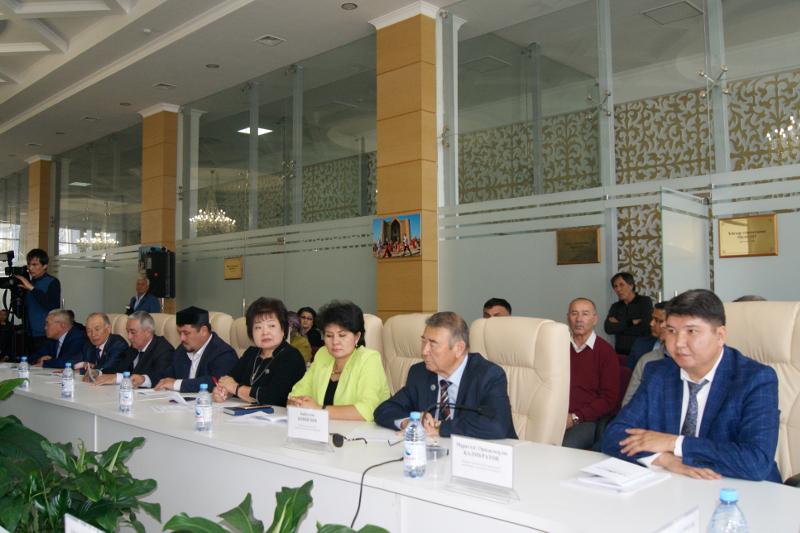 АНК Туркестанской области поддержала инициативы Елбасы