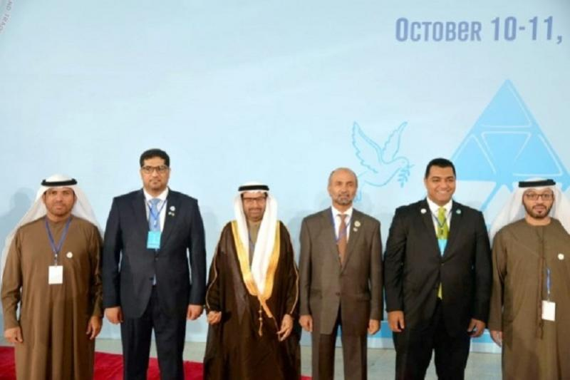 UAE Ambassador participated in Sixth Congress of Leaders of World and Traditional Religion in Kazakhstan