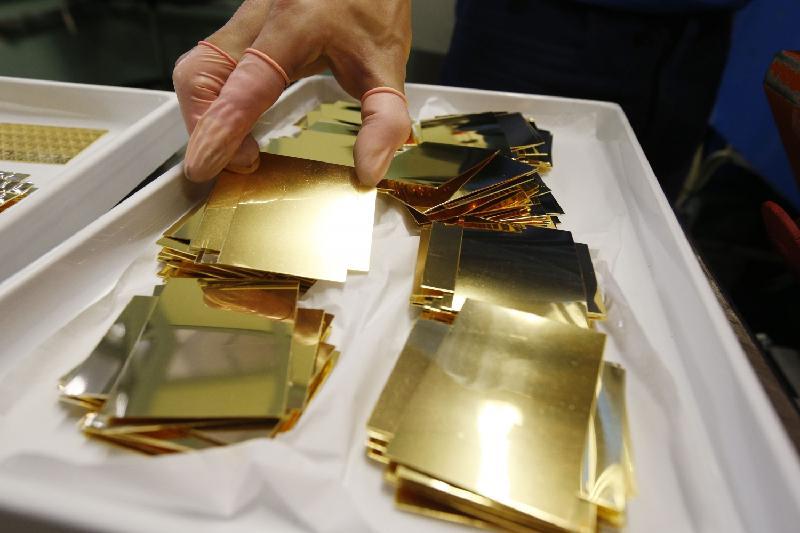 1-9月哈萨克斯坦黄金和白银产量信息