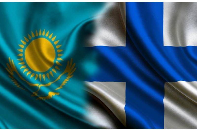 Казахстан и Финляндия намерены реализовать совместные инновационные проекты