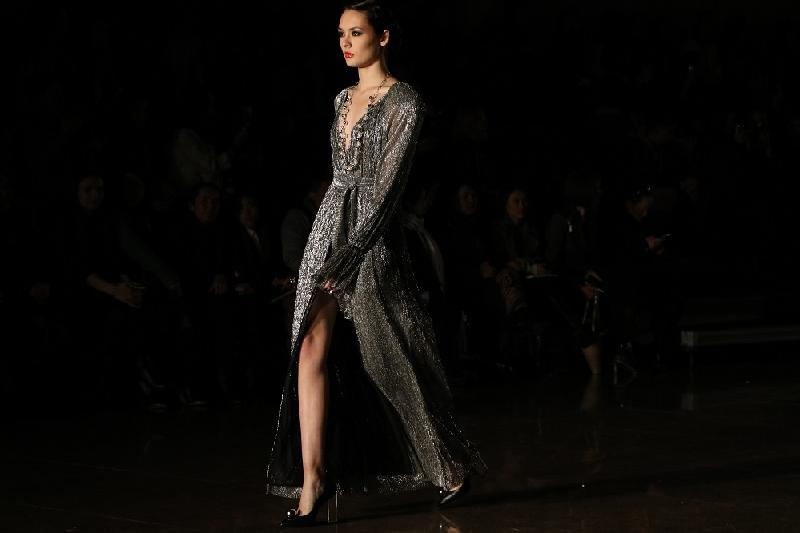 Kazakhstan Fashion Week Astana kicked off