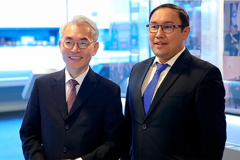 Посол Кореи в РК: Послание Президента Казахстана сконцентрировано на заботе о народе