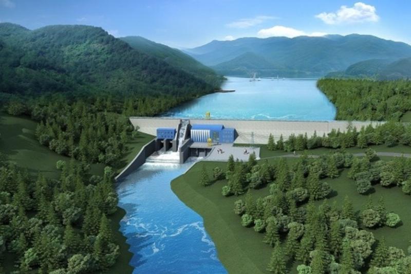 东哈州新水电站将于年底投入使用