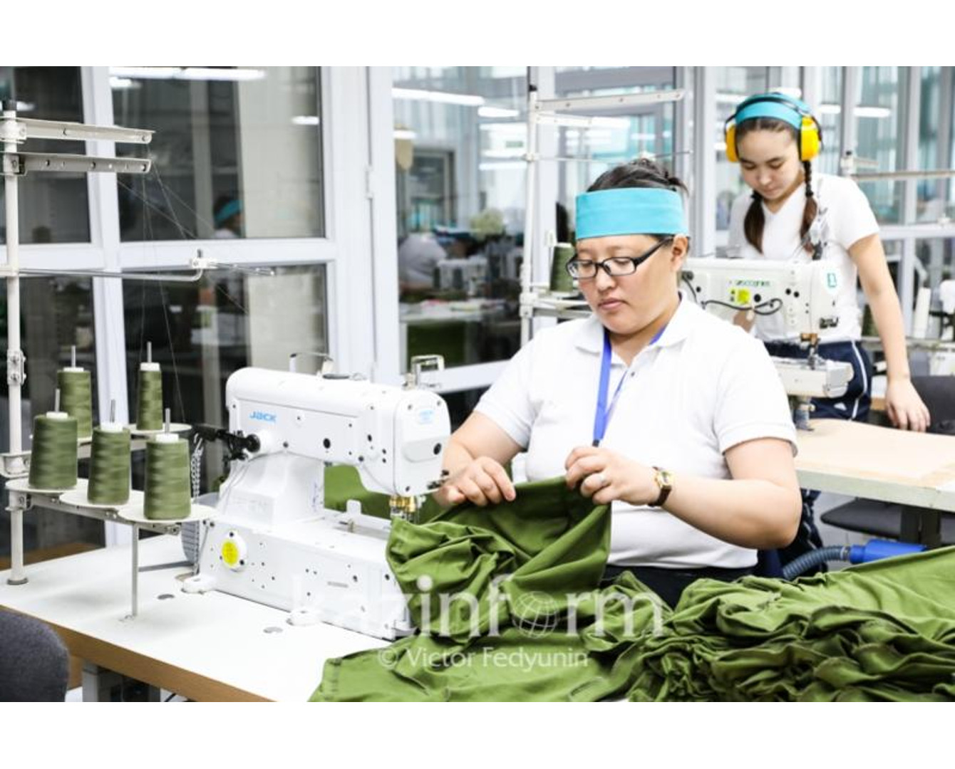 Kazakhstan set to launch knitting production