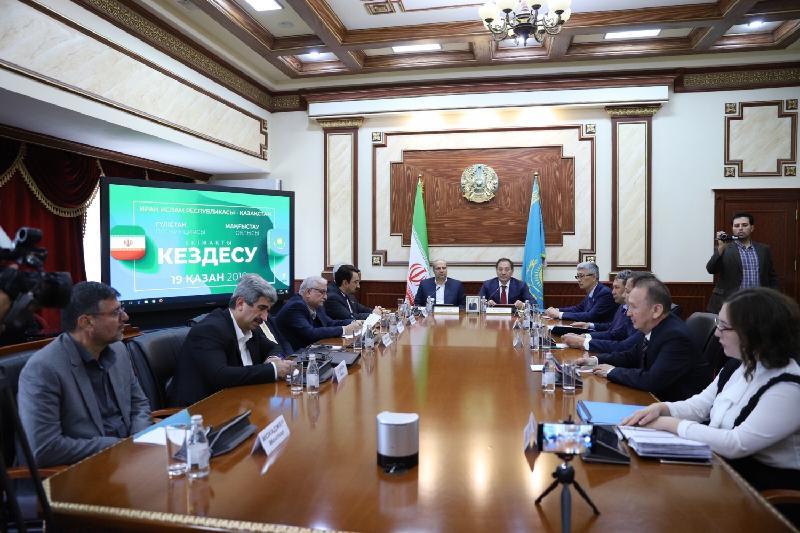 Iranian delegation visits Mangistau rgn