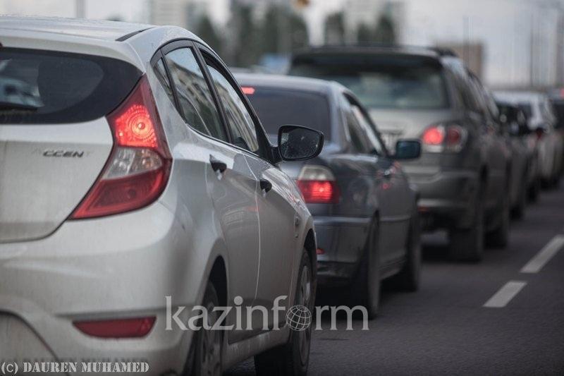 У алматинских должников по штрафам будут изымать автомобили