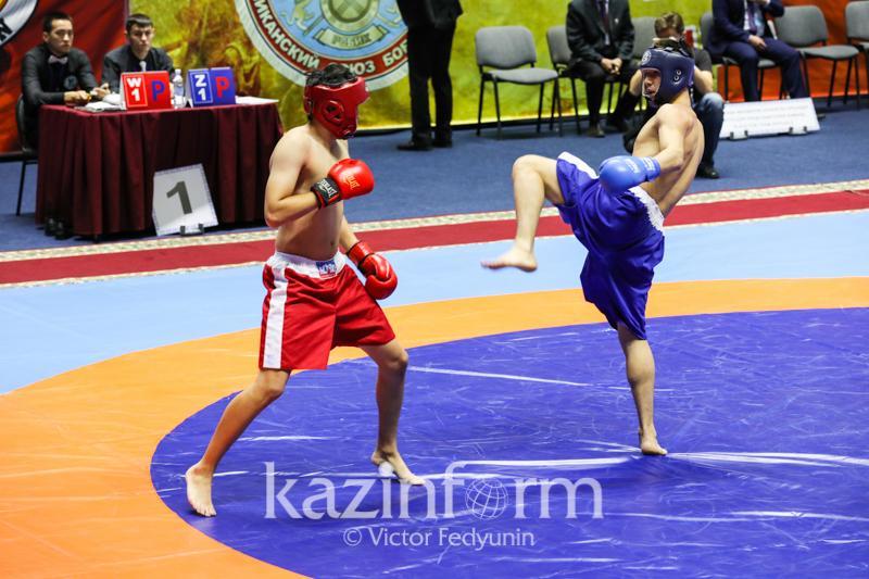 500 спортсменов приехали в Астану на турнир по Nomad MMA
