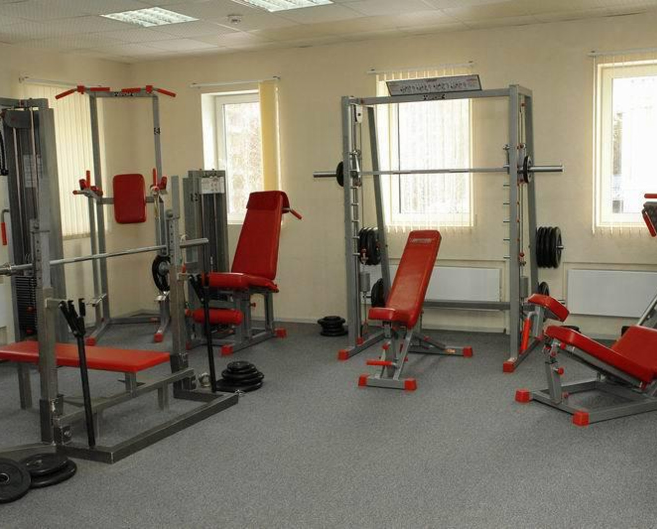 Социальные фитнес-залы появятся в Казахстане