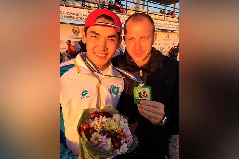 Сборная Казахстана завоевала 2 медали на чемпионате Азии по параканоэ