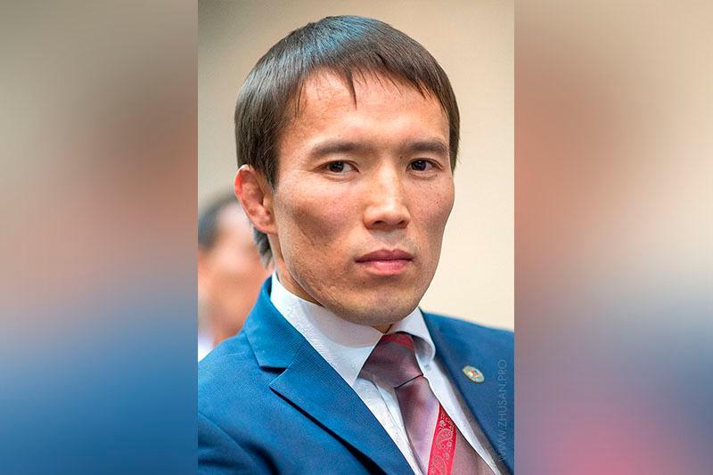 Серебряный призер Олимпиады возглавил управление спорта Алматинской области